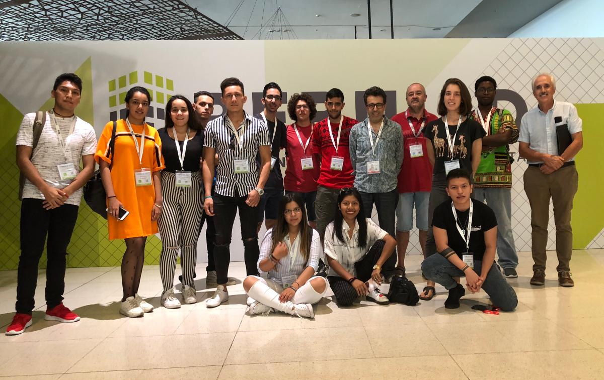 Visita al REBUILD – Congrés Nacional d'Arquitectura Avançada i Construcció 4.0